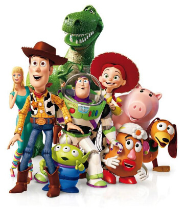 Toy Story 4 Group