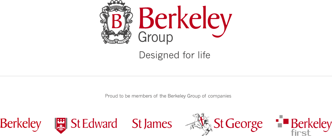 Berkeley Group branding
