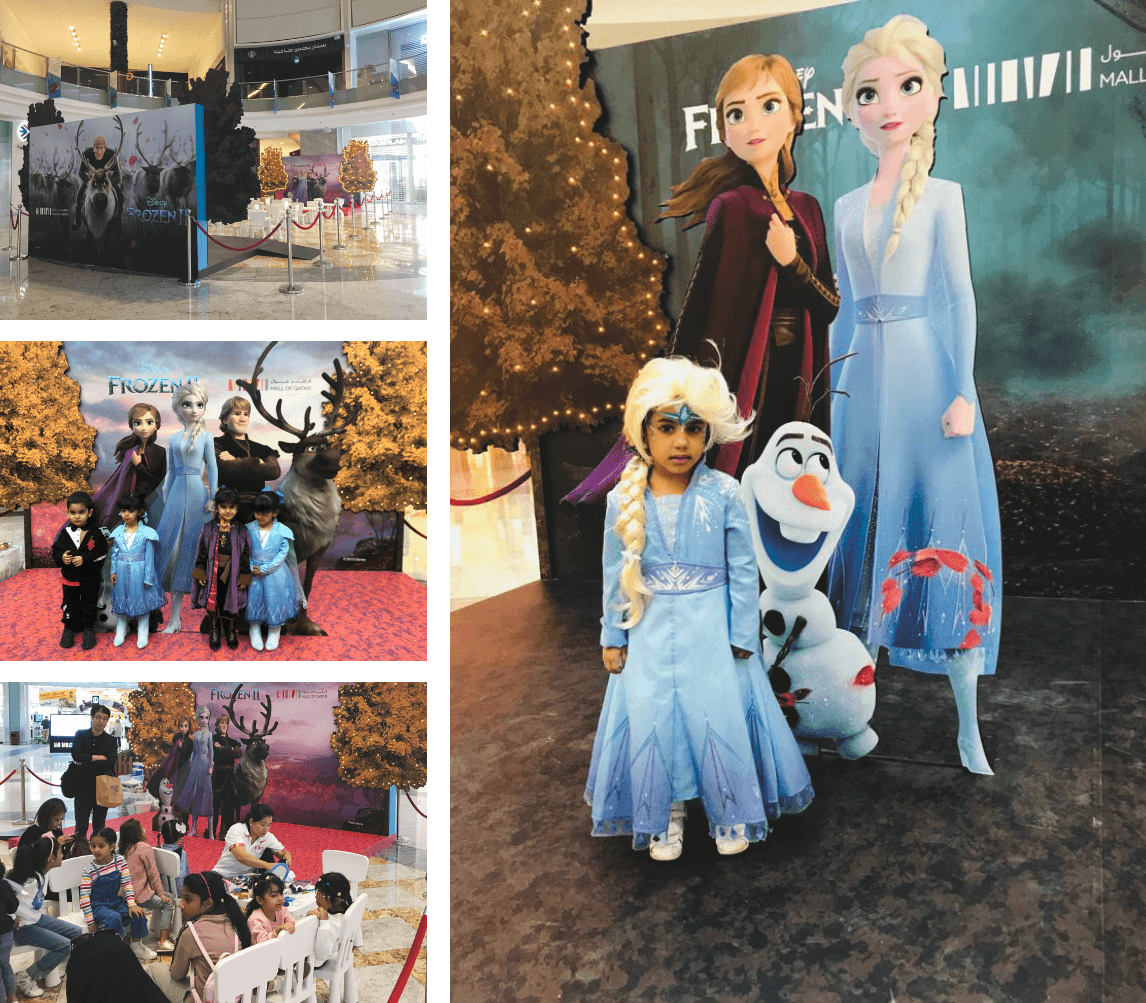Frozen II Activation